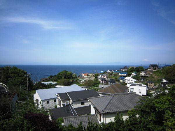 南葉山秋谷|土地|4750万円「海を眼下に望む、高台の一等地」