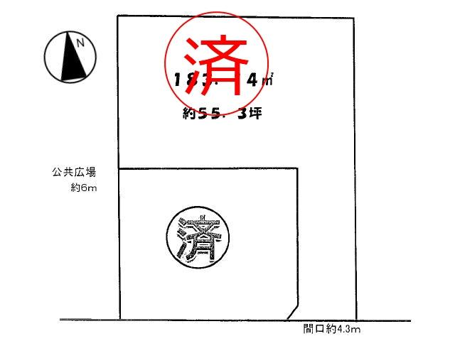 ※成約となりました!(10.06.03)茅ヶ崎市小和田|JR東海道線「辻堂」駅|土地55坪!