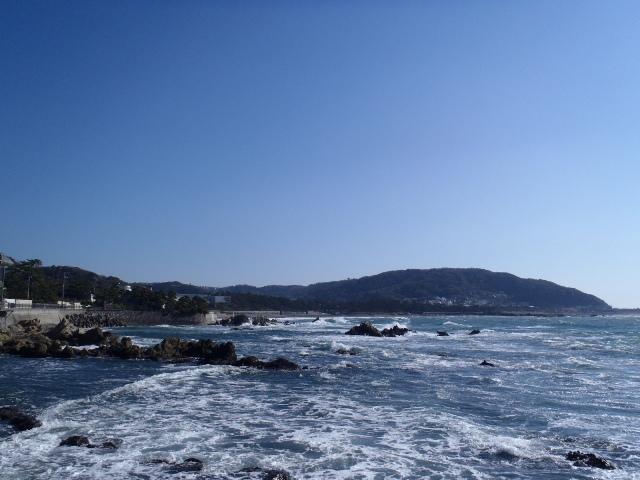葉山町一色|中古戸建|ご成約『全居室から海を望む』