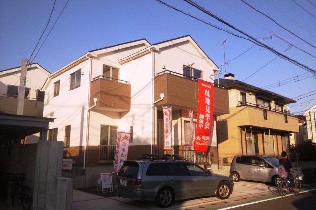 辻堂駅南側、南道路の新築一戸建て※おかげさまで成約となりました辻堂不動産神奈川地所