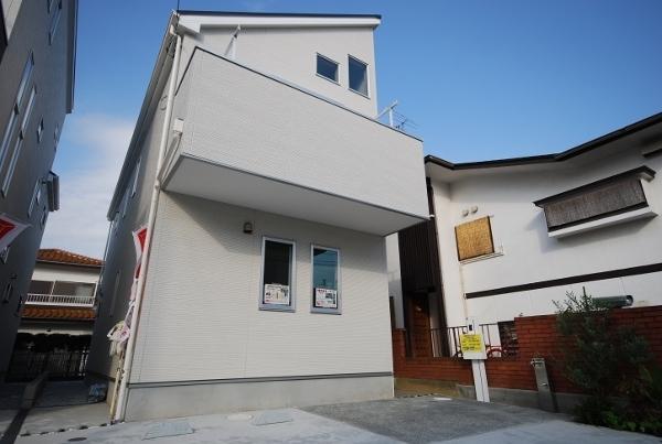 辻堂駅へのアクセスの良い、分譲地にあるハイグレードな新築一戸建て※おかげさまで成約しました。辻堂不動産神奈川地所