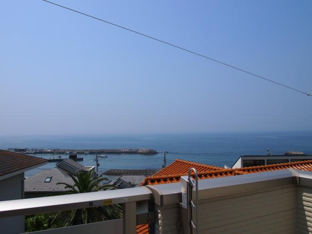 秋谷 戸建 5480万円『海を見下ろす未入居戸建て』