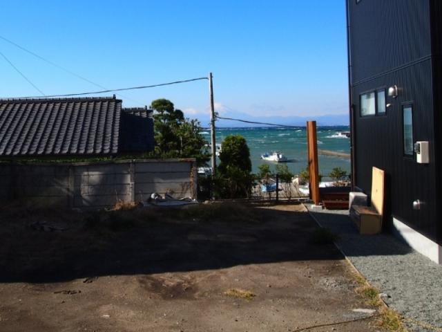 秋谷|売地|3980万円『砂浜へ30秒!湘南スローライフ』