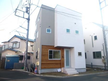 ※おかげさまでご成約となりました。浜須賀に佇むお洒落な新築住宅!
