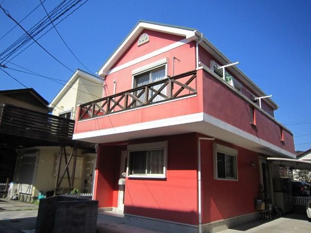 葉山町堀内|戸建|4380万円|『海辺の家。徒歩2分で砂浜』