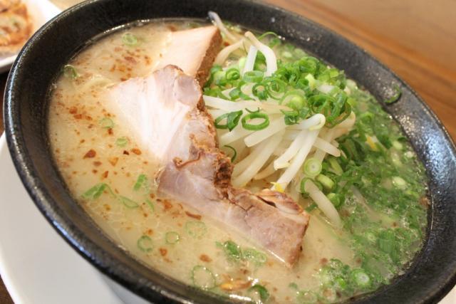「らー麺」@麺屋二郎