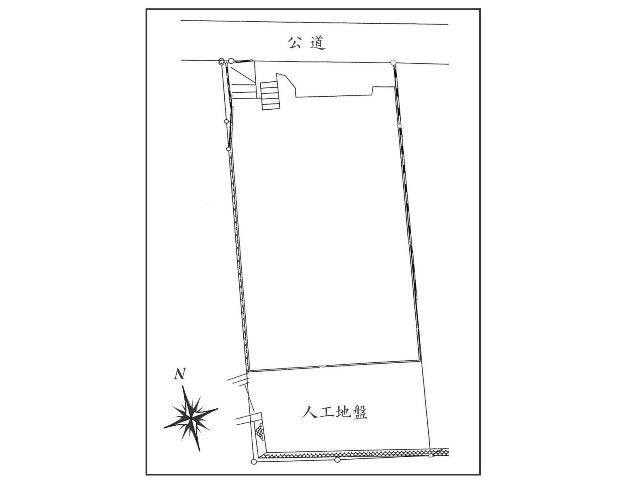 鎌倉山|土地|7200万円『高台のゆとりある敷地から海一望』