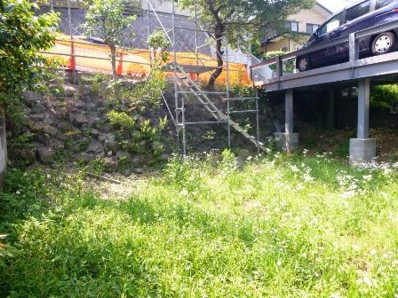 ※おかげさまでご成約となりました。日常を忘れられる空間「鎌倉山」売地物件です。