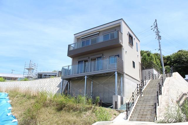 南葉山|新築戸建|3680万円|『高台のデザイナーズ住宅』