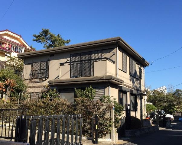 鵠沼松が岡|戸建|ご成約|延床約40坪のゆとりある住まい
