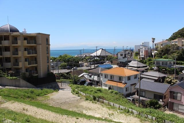 【横須賀市秋谷】|土地:3780万円|500坪超の大空間