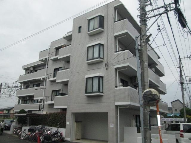 辻堂西口徒歩17分の分譲マンション♪2LDK108,000円で駐車場付き♪