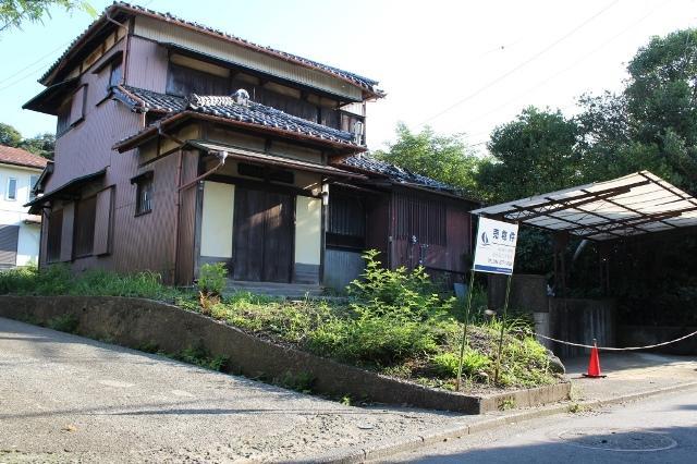 葉山町堀内|売地|5100万円|築100年余りの古民家