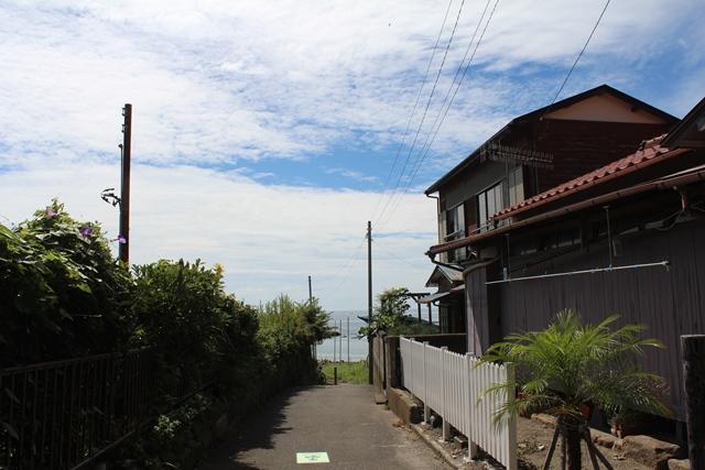 葉山町堀内|売地|ご成約|直ぐに海へ出れる場所