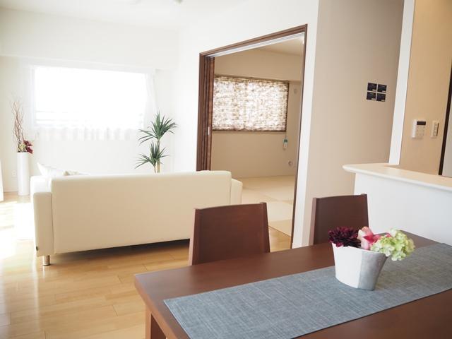 【茅ヶ崎市緑が浜】|マンション:3290万円|南向きの3方角部屋