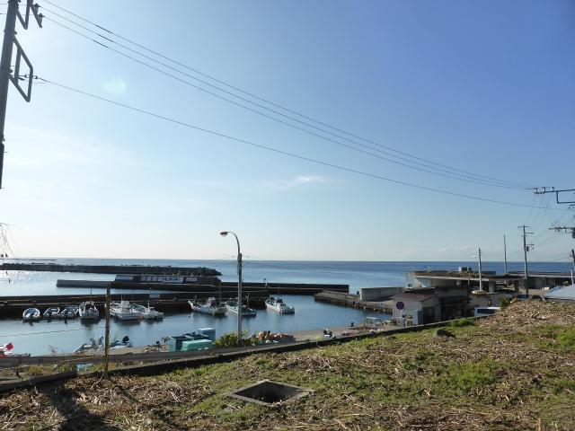 【横須賀市芦名】|土地:13650万円|海前の土地約636坪分割相談可能