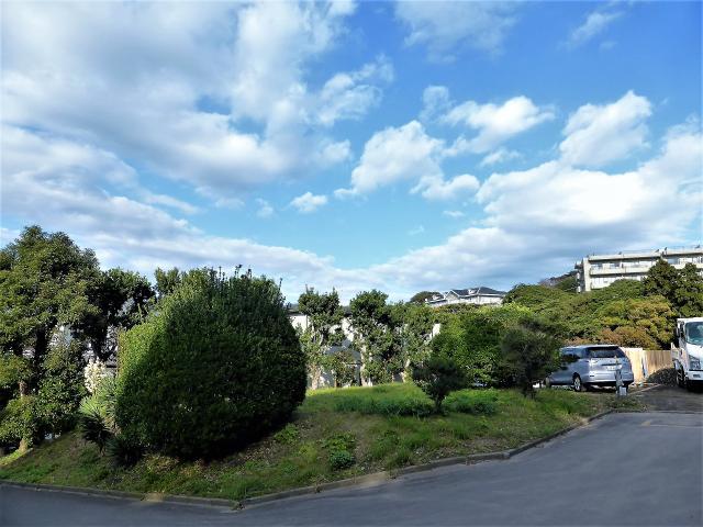 【逗子市披露山分譲地】|土地:6680万円|湘南のビバリーヒルズgreenな生活