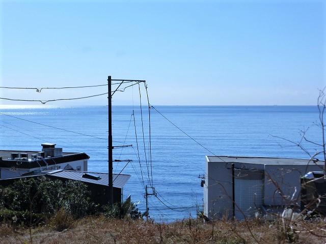 【横須賀市秋谷】|売地:4億円|秋谷の海を望む540坪の土地