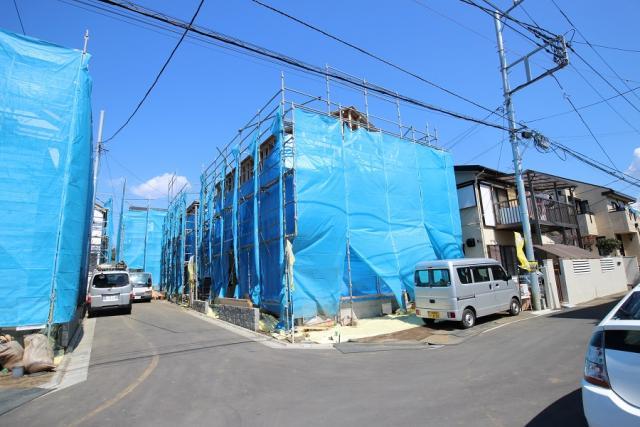 ※おかげさまで成約となりました。本鵠沼5丁目新築分譲住宅残り4棟3LDK~4LDK3880万~4480万♪