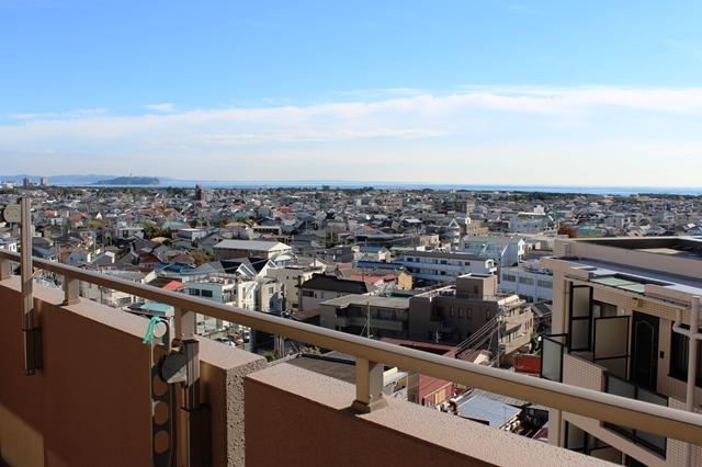 茅ヶ崎市共恵|マンション|2780万円|海を望む駅前物件
