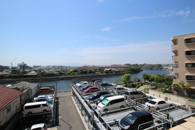 ライオンズタワー片瀬江ノ島角部屋3階3LDK3580万☆潮風感じる海近物件です