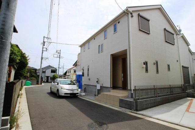 ※おかげさまでご成約となりました。今がチャンス物件です☆茅ヶ崎市中島で新築残1棟4LDKです!