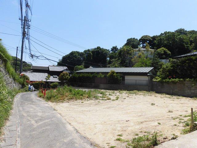 【鎌倉市稲村ケ崎】|売地:3280万円|緑に囲まれた海辺の暮らし