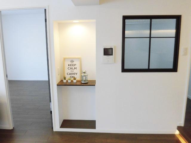 【鎌倉市七里ガ浜】|リノベマンション:3290万円|土間&パントリー、収納豊富
