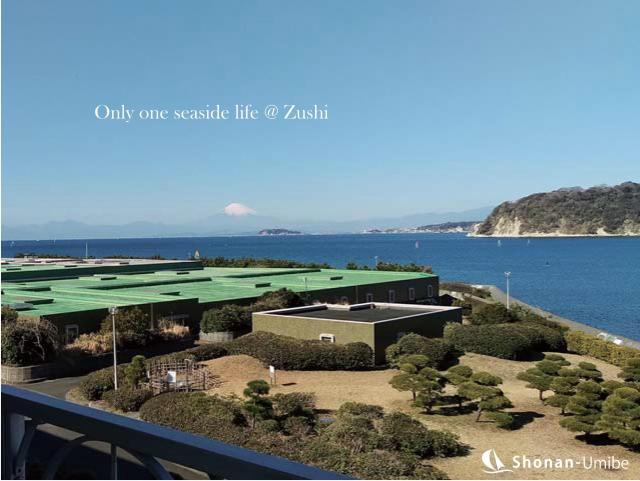 【逗子市桜山】|マンション:2780万円|ビーチサイドの湘南リゾート