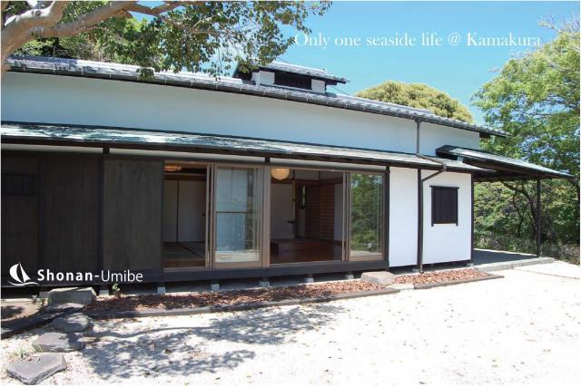 【鎌倉市稲村ケ崎】|リゾート戸建:22000万円|贅沢の極み