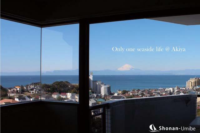 【横須賀市秋谷】|マンション:2980万円|上層階からのパノラマビュー
