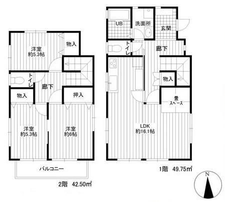 片瀬海岸3丁目リフォーム済一戸建て、土地約44坪、建物約27坪4LDK、3,590万円!