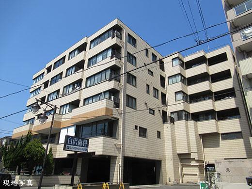 JR横須賀線「逗子」駅徒歩3分のメゾネットタイプの100㎡超えマンション!