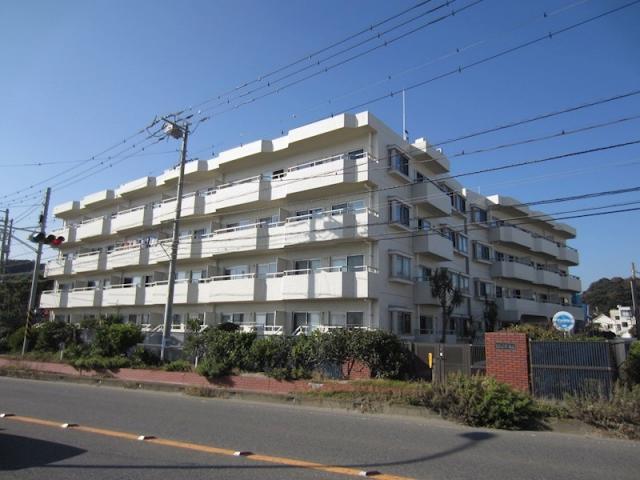 ※おかげさまでご成約となりました。134号線沿いの4LDKマンション◆レジェンド鎌倉◆