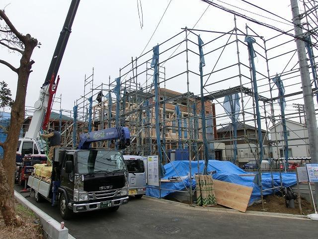 藤沢市城南の新築一戸建て。全棟ご成約となりました!辻堂不動産神奈川地所