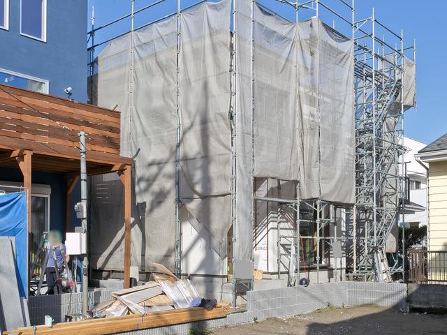 茅ヶ崎市緑が浜新築一戸建て広々リビングの新築4LDK一戸建て!※おかげさまでご成約となりました。