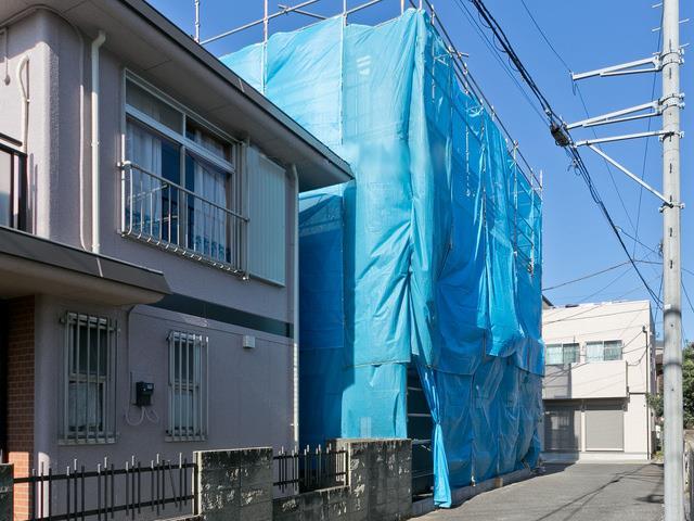 茅ヶ崎十間坂2丁目新築一戸建て※おかげさまで成約いたしました。
