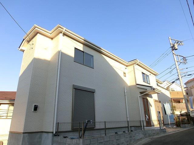 藤沢市辻堂太平台の新築一戸建て★T-SITE・スーパーの近く!!※成約となりました。