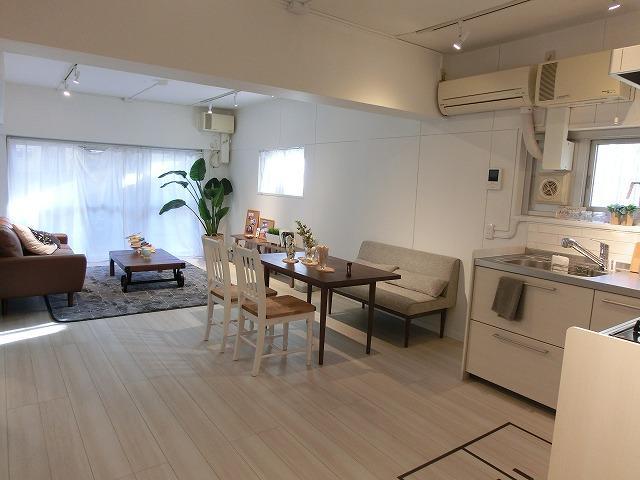 辻堂東海岸マンション湘南ハイムM棟◆1階南西角部屋フルリノベーション※おかげさまで成約となりました