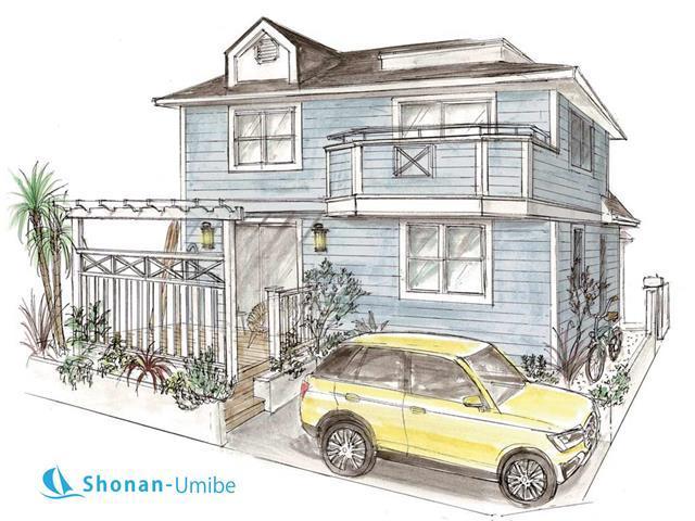 【販売予告】|リノベーションハウス|鵠沼海岸にカリフォルニアの風を。
