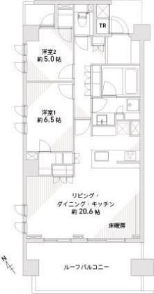 ザ・パークハウス鎌倉若宮大路404号室