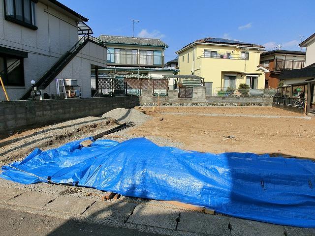 【ご成約となりました】茅ヶ崎市菱沼新築戸建て2号棟辻堂駅アクセス陽当たり良好!