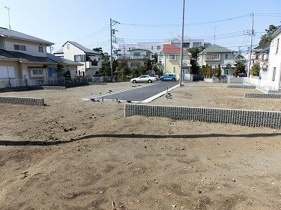 茅ヶ崎市海側の土地分譲東海岸北全8区画茅ヶ崎駅まで徒歩14分!