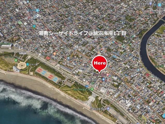 藤沢市・鵠沼海岸:4380万円~|駅近く・海近くの土地|【海辺のフリープラン】