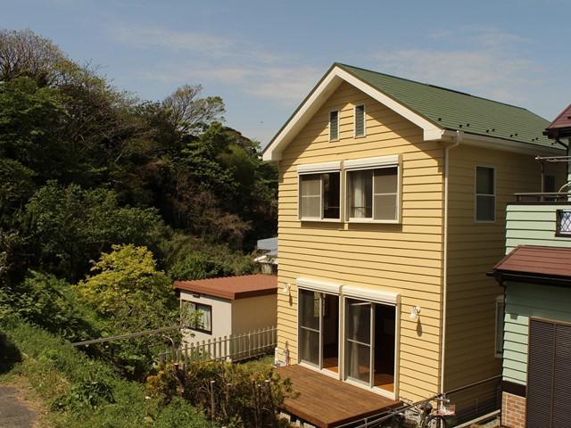 横須賀市秋谷|中古戸建|3180万円|ぽかぽかお庭の海辺の家