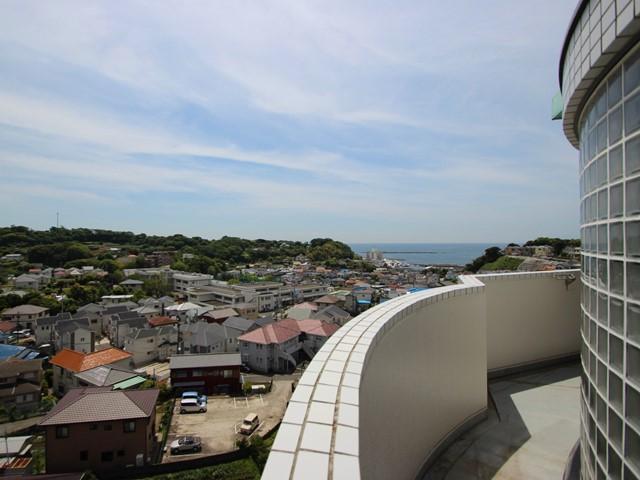 横須賀市秋谷|マンション|ご成約|爽やかな南風の景色