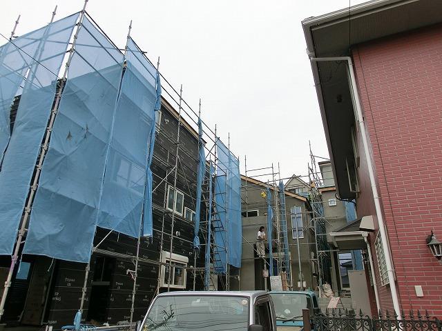 藤沢市弥勒寺1丁目新築分譲住宅全3棟※完売致しました