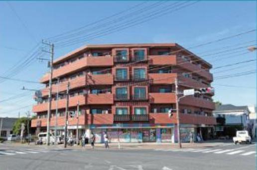 辻堂駅徒歩15分、海近の「日総浜見マンション」1LDK+S※ご成約となりました