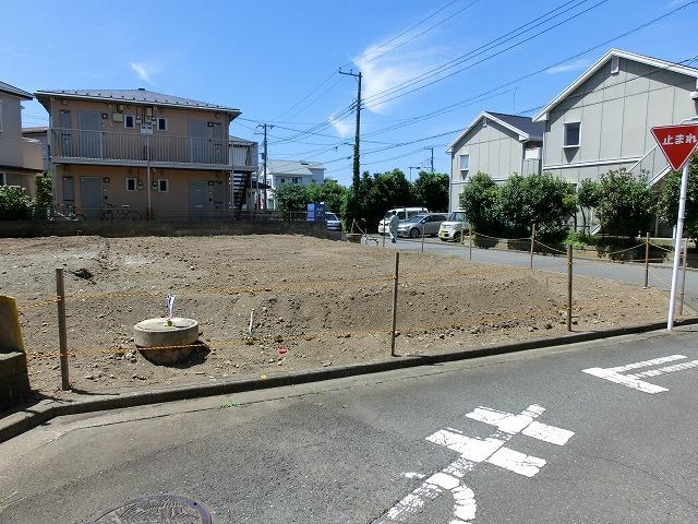 辻堂四丁目土地販売です。辻堂駅徒歩9分の建築条件なしの今回2区画の販売です!