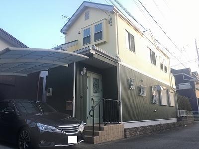 ご成約となりました!鎌倉市手広3丁目中古戸建カーポート・専用庭付き平成18年6月築